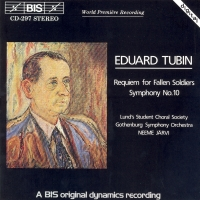 Eduard Tubin - Requiem for Fallen Soldiers
